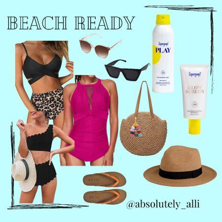 http://liketk.it/3gWTW Beach Ready! Pool ready! Fun in the sun ready! Affordable Swim wear 🏊♀️ Shop my daily looks by following me on the LIKEtoKNOW.it shopping app #liketkit @liketoknow.it #LTKunder50 #LTKswim
