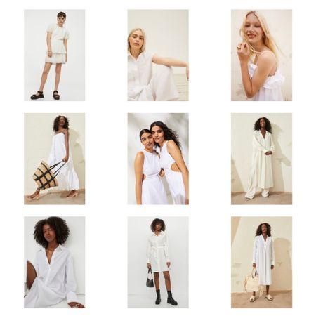 20% off $60 + free shipping with code 2930 Summer white dresses at H&M Mini white dress Maxi white dress White shirt dress Vacation outfits Summer dresses Summer outfits    http://liketk.it/3j3ar #liketkit @liketoknow.it #LTKsalealert #LTKunder50 #LTKstyletip