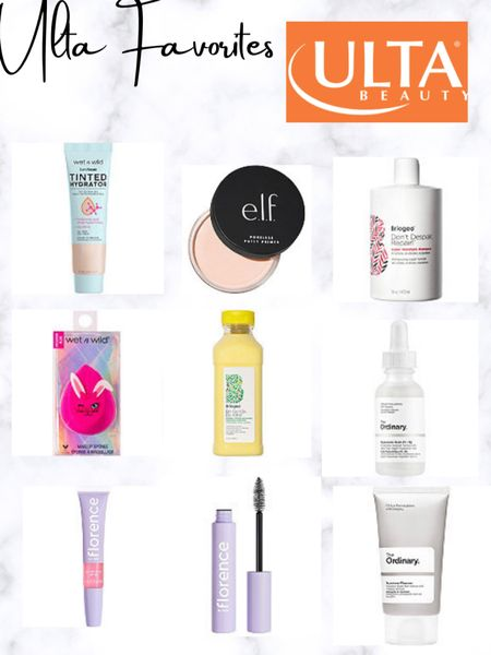 My Ulta Favorites are now back in stock💕 #liketkit #LTKstyletip #LTKbeauty #LTKsalealert @liketoknow.it http://liketk.it/3fg2h