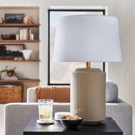 Studio McGee lighting, studio McGee lamp, studio McGee Target, Table lamp, designer lamp   #LTKsalealert #LTKunder100 #LTKhome