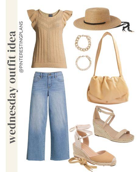 Wednesday Outfit idea🙌🏻 http://liketk.it/3hYaL @liketoknow.it #liketkit #LTKstyletip #LTKshoecrush #LTKitbag
