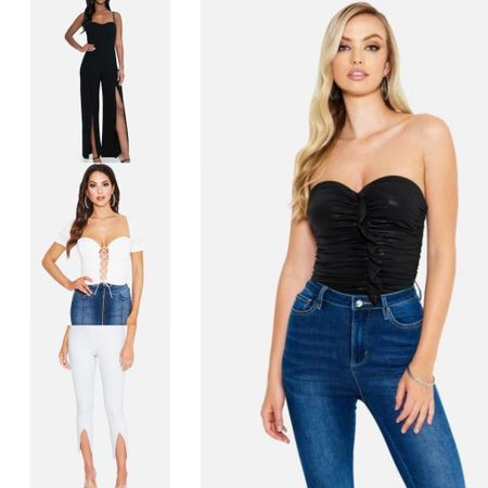 A few of my favorites from BEBE sale (size 00 available) 🥰 Shop my daily looks by following me on the LIKEtoKNOW.it shopping app!   http://liketk.it/34zaC   #liketkit #LTKunder50 #LTKunder100 #LTKgiftspo @liketoknow.it