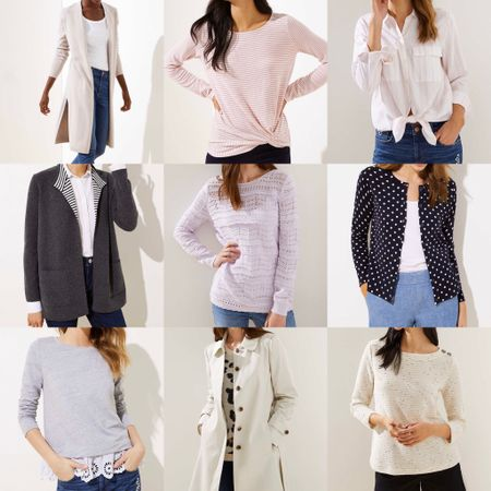 January 25, 2019 - Lots of LOFT new arrivals now online! 😍 Get 50% off full-price tops and sweaters and since no code is needed use code SHOP25 for an extra $25 off your full-price promotional purchase of $75+ (excludes Lou & Grey and clearance styles). Get 40% off everything else using the code YESPLEASE. The shopping cart only accepts one code at checkout so you'll have to treat this as two different promotions and shop them separately. You can also use the 'pick up in-store' option to maximize savings with the SHOP25 code and to avoid ordering $125+ in order to get free shipping. Note that in-store inventory is not guaranteed. #loveloft @liketoknow.it http://liketk.it/2zx4Z #liketkit #LTKsalealert #LTKunder50 #LTKunder100