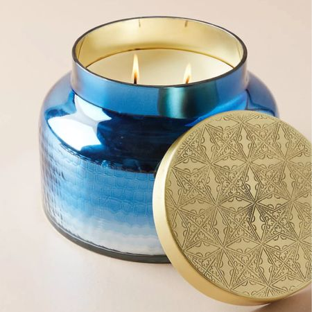 Capri Blue Candles 🔥   http://liketk.it/3jr3q @liketoknow.it #liketkit #LTKstyletip #LTKwedding #LTKhome