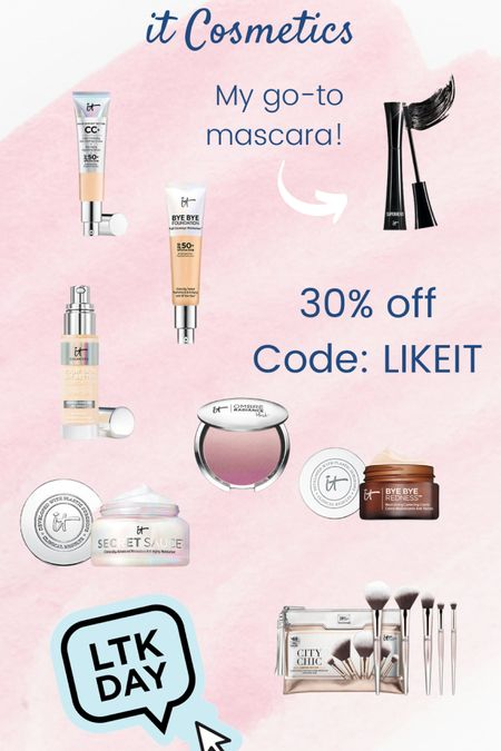 #LTKDay  it Cosmetics Picks   http://liketk.it/3hmw3 #liketkit @liketoknow.it #LTKsalealert #LTKbeauty