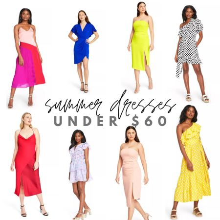 I can't believe that these dresses are from target!! http://liketk.it/2R4BQ #liketkit @liketoknow.it #LTKstyletip #LTKunder50 #LTKsalealert