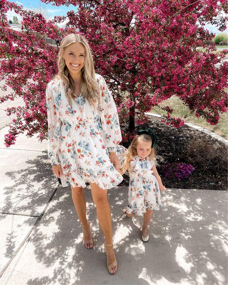 Rachel Parcell | spring dresses | dress | clear heels | Steve Madden http://liketk.it/3es5M #liketkit @liketoknow.it #LTKunder100 #LTKworkwear #LTKshoecrush