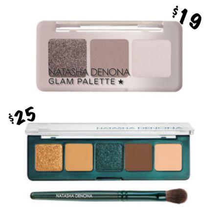 Available NOW at Beautylish 🥳 New Natasha Denona Mini Palettes!  #steffsbeautystash   #LTKbeauty #LTKsalealert #LTKunder50