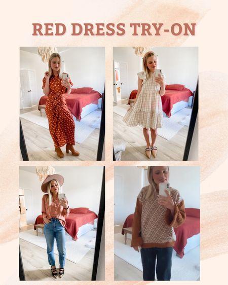 Favorite pieces for fall with Red Dress Boutique!   #LTKSeasonal #LTKunder50 #LTKunder100