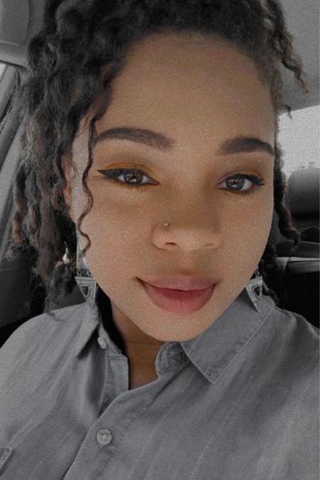 Date night makeup look😉 @liketoknow.it   #LTKstyletip #LTKbeauty #liketkit #blog #lifestyleblog #beautyblog #beautyblogger #lifestyleblogger #newblog #newblogger #blackblogger #alabama #alabamablogger #birminghamalabama #justmaddieblake http://liketk.it/32Bs3