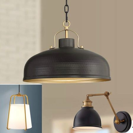 Kitchen pendants and wall sconce http://liketk.it/3c6Ou #liketkit @liketoknow.it