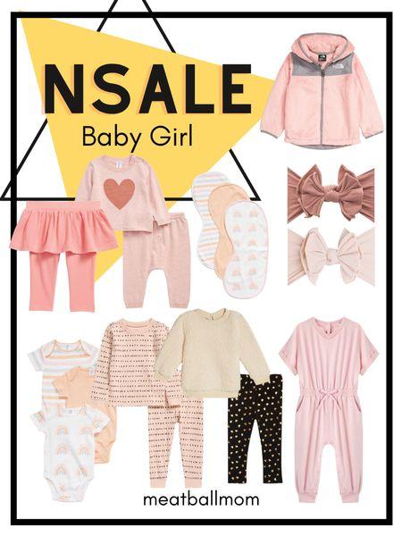 Nordstrom Anniversary Sale: Baby Girl Top Picks      Nordstrom, nordstrom anniversary sale, baby girl, baby clothes #nsale #nordstrom #baby #babyclothes #onesies  #LTKunder100 #LTKsalealert #LTKbaby