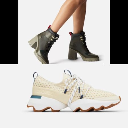 Boots or sneakers?  #LTKSeasonal #LTKshoecrush #LTKGiftGuide
