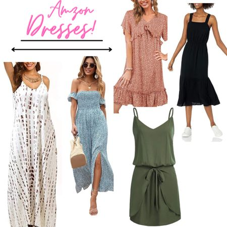 Some summer time dresses with some colors that you can transition into fall  http://liketk.it/3k7yJ #LTKstyletip #LTKunder50 #LTKtravel Shop your screenshot of this pic with the LIKEtoKNOW.it shopping app #liketkit @liketoknow.it