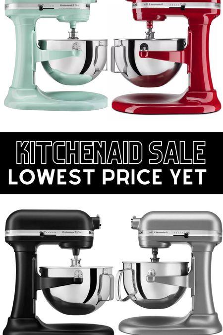 KITCHENAID mixer clearance and kitchenaid aale    #LTKhome #LTKHoliday #LTKGiftGuide