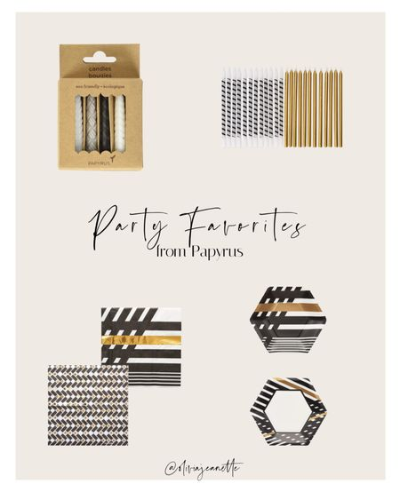 Throwing a party?! Check out my top party favorites from Papyrus   #amazon#amazonparty #kids #decorations #bdayparty #kidsparty  #LTKhome #LTKunder50 #LTKHoliday