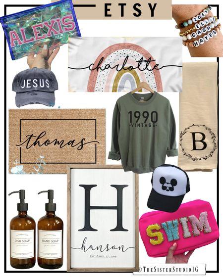 Etsy items I love! Small shops!💕     http://liketk.it/3jaFw @liketoknow.it #liketkit  Disney, home decor, etc.    #LTKfamily #LTKhome
