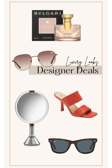 #designeraccessories #designershoes #designersale #nordstromsale #nordstromsale #sunglasses #accessories #perfume #designerperfume  #LTKbeauty #LTKunder100 #LTKsalealert