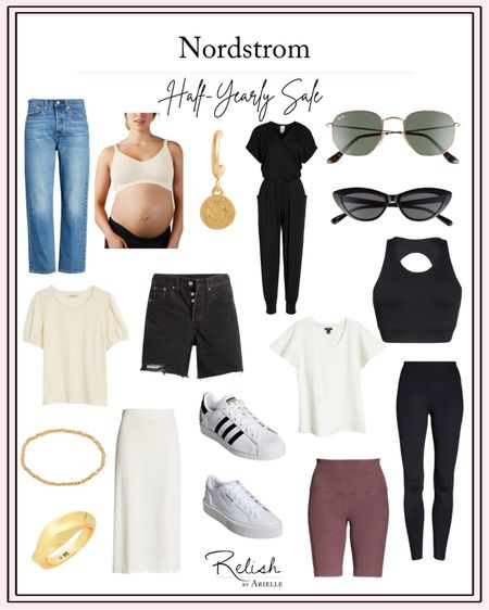 Nordstrom's Half-Yearly Sale - Save up to 50% on women's clothing, shoes, and accessories http://liketk.it/3gx16 @liketoknow.it #LTKsalealert #liketkit