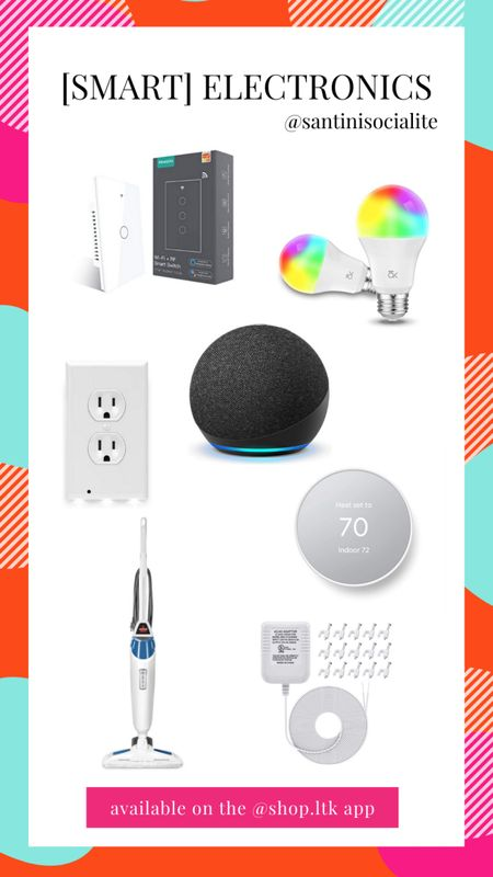 [Smart] electronic for home http://liketk.it/3nsIr @liketoknow.it #liketkit #LTKhome @liketoknow.it.home