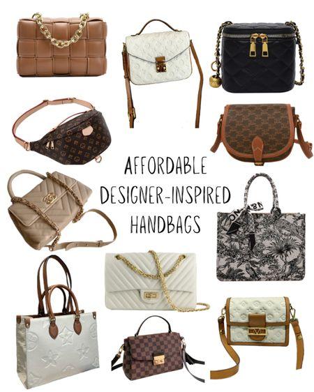 Affordable designer-inspired handbags all under $200 🙌🏼❤️🔥   #LTKitbag #LTKunder100 #LTKsalealert