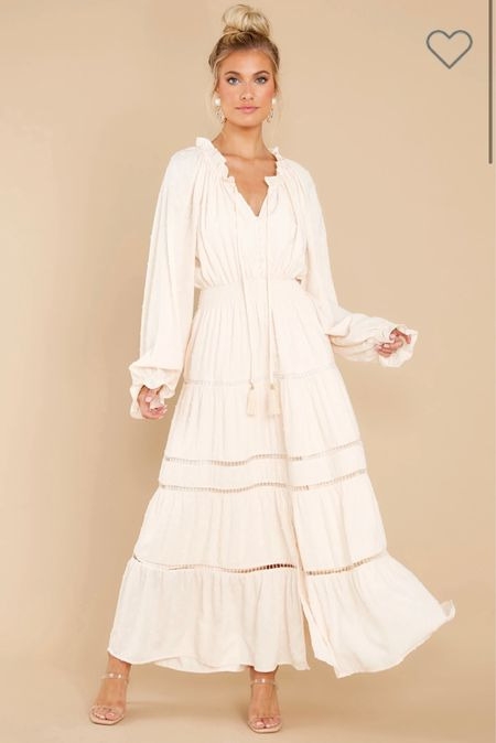 Flowy dress of my dreams 🥂  #LTKstyletip #LTKeurope #LTKunder100