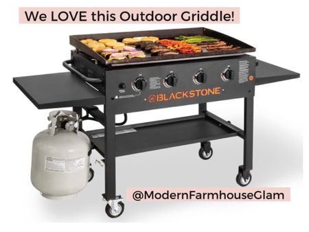 Great gift idea for him! This is a fantastic outdoor Griddle especially for making cheesesteaks and grilled vegetables. Gift ideas for men, Christmas gifts, holiday gift guide, a Modern Farmhouse Glam, barbecue  #LTKmens #LTKHoliday #LTKGiftGuide