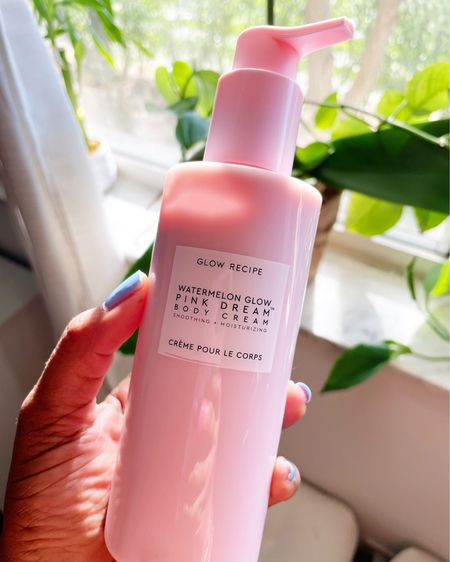Got this for the first time during the @sephora sale and it smells like a watermelon jolly rancher, exactly as I expected.  Once you apply it, the smell settles into a more subtle and pleasant scent and it's hydrating enough, I use it only in morning after my morning shower.   Do you need it? Probably not. Will I'm purchase it again? I don't know. Am I enjoying it? Totally.     You can always shop my posts by following me on the LIKEtoKNOW.it shopping app or via LINK IN BIO.    http://liketk.it/3dSsT #liketkit @liketoknow.it #LTKbeauty