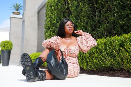 Combat boots are a staple at this point! These shoes are so versatile. You can pair them with dresses or pants. Run. Don't walk to snatch up these shoes!!   #LTKstyletip #LTKshoecrush #LTKSeasonal