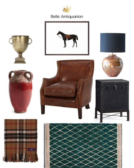 Classic, equestrian decor never goes out of style!  #LTKstyletip #LTKfamily #LTKhome