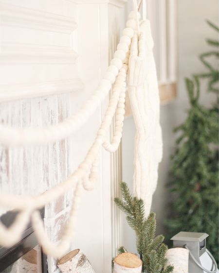 Linked all my favorite stockings and boho farmhouse beaded garlands for you here! I'm so excited to enjoy home time this weekend! http://liketk.it/2HRCJ @liketoknow.it  . . .  #liketkit # #LTKholidayathome #LTKhome
