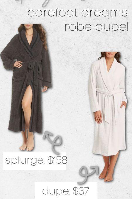 Barefoot Dreams cozy robe dupe alert!! This Target comfy super soft robe is under $40 🙌🏼  #LTKHoliday #LTKGiftGuide #LTKunder50