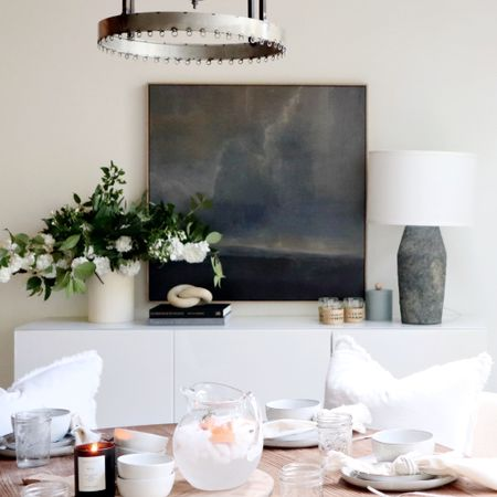 Our dining room got a little refresh with one simple trip to Target, woth Studio McGee and Hearth And Hand! http://liketk.it/3h6rh #liketkit @liketoknow.it