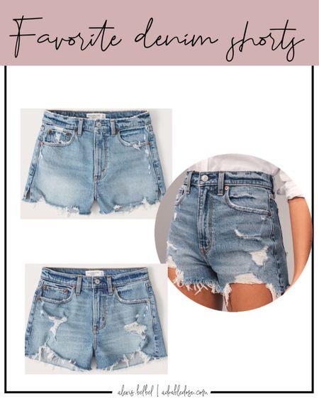 Denim shorts on sale size 24 http://liketk.it/3hp8h #liketkit @liketoknow.it #LTKsalealert #LTKunder100 #LTKunder50