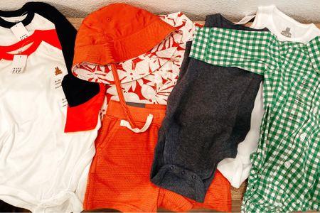 Baby boy summer time clothes. Currently size 6-12 months. #LTKbaby #LTKsalealert #LTKunder50 #liketkit http://liketk.it/3h4aq @liketoknow.it