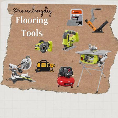Hardwood flooring tools.   #LTKunder50 #LTKunder100 #LTKhome