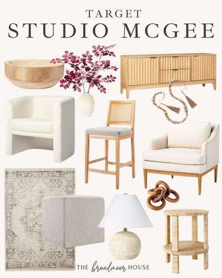 In stock Studio Mcgee at Target! Target Home , Target Finds, home Decor , Neutral Decor, fall Decor, Spring Decor, summer Decor, gallery wall, wall art, dining Furniture, Living Room Furniture, Restoration Hardware, pottery barn, floor tree, flower vase, floral, brass hardware, cabinet, rug, holidays