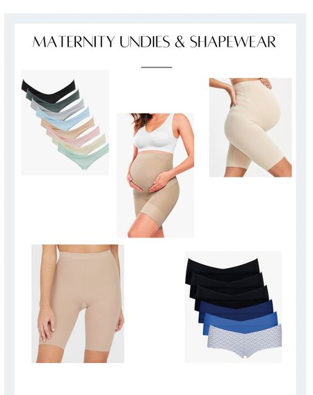 Maternity underwear maternity shapewear under the bump underwear amazon finds target finds fall bump fashion necessities by Hilary rose   #LTKstyletip #LTKbump #LTKfamily