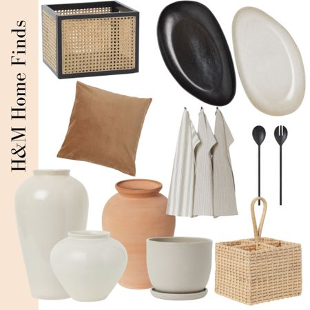 H&M home has the best neutral home decor for a great price! #ltkhome #ltkunder50