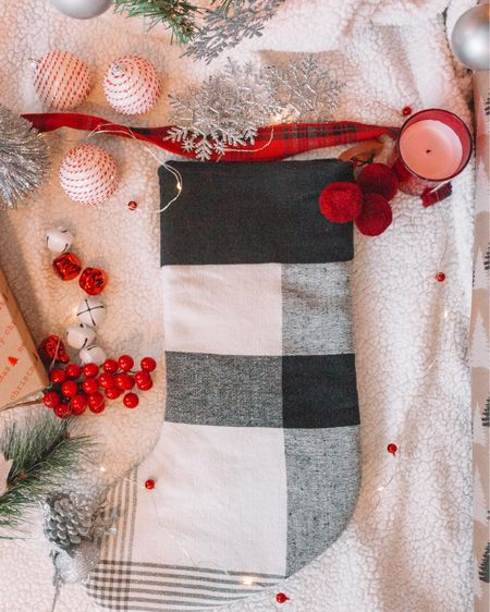 I'm so in love with this stocking for Christmas! http://liketk.it/2yGk1 #liketkit #LTKunder50 @liketoknow.it #LTKholidayathome