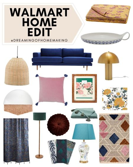Walmart home exit!!  Dreaming of Homemaking | #DreamingofHomemaking   #LTKunder100 #LTKhome #LTKunder50