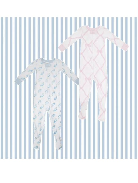 """Tbbc's signature prints are on rare sale — scoop up these classics at 30% off with code SIGNATURE. Darling """"coming home"""" outfit for a newborn. ❤️  #LTKsalealert #LTKhome #LTKbaby"""