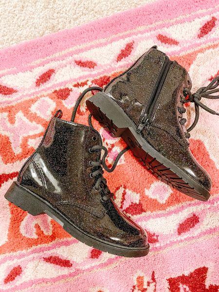 The cutest budget-friendly boots.   #LTKunder50 #LTKkids #LTKfamily