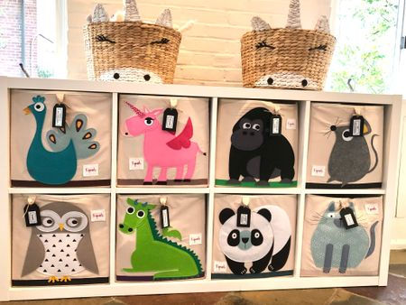 We love these 3 sprout cube bins for a happy and organized playroom- they come in a bunch of choices and one cuter than the next!   http://liketk.it/3cDBz #liketkit @liketoknow.it