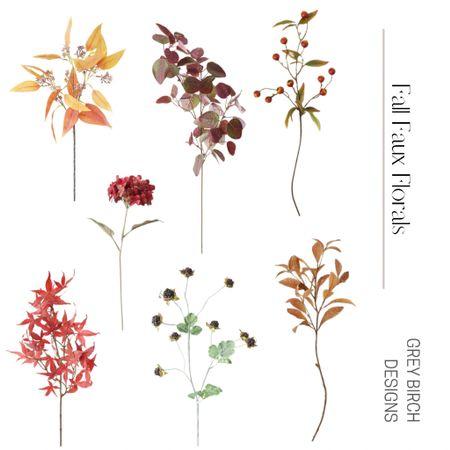 Fall Faux Florals   #LTKunder50 #LTKunder100 #LTKhome