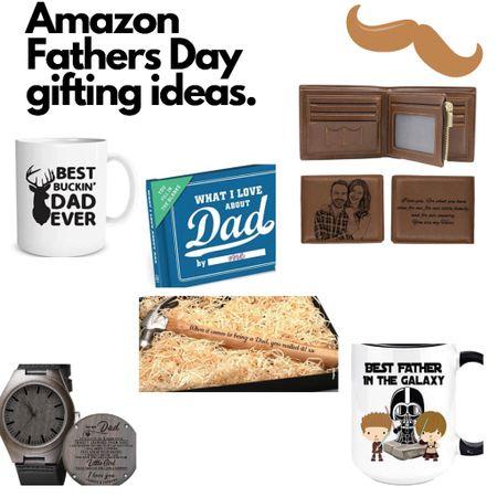 Amazon Father's Day gifting ideas #fathersday #amazongifting  #LTKmens #LTKDay #LTKunder100