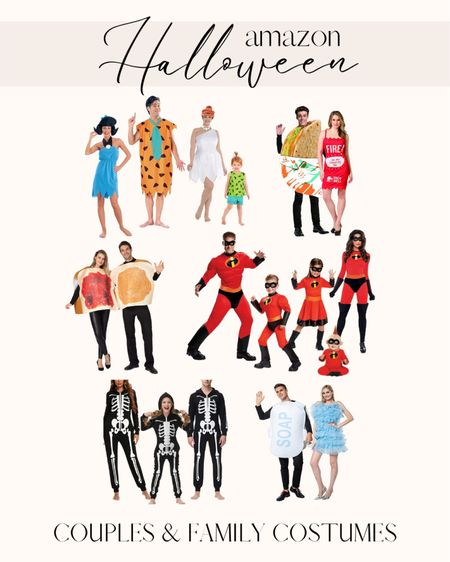 Halloween costumes for family and couples  #LTKSeasonal #LTKHoliday