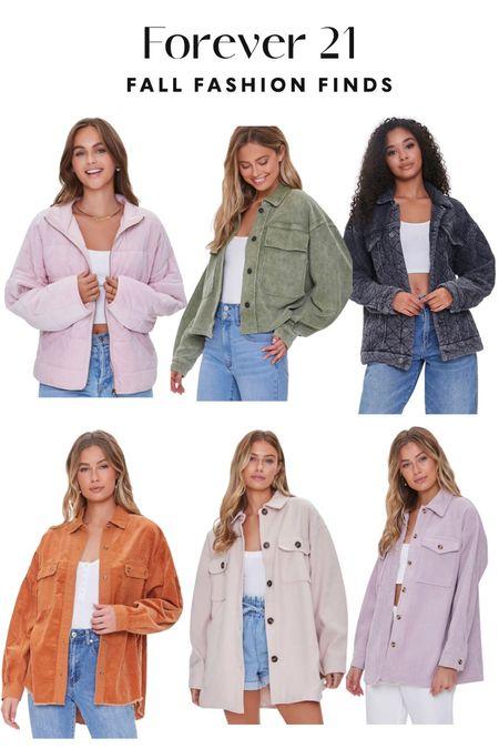 Forever 21 Fall Fashion Finds  #LTKsalealert #LTKSeasonal