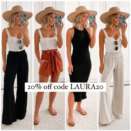 Summer outfit ideas from pink lily 20% off everything code LAURA20 Wearing size small   http://liketk.it/3hv2j #liketkit @liketoknow.it #LTKunder50 #LTKsalealert #LTKunder100 #laurabeverlin