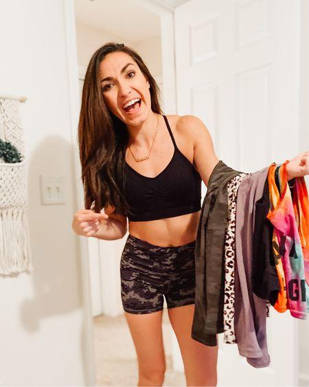 Amazon workout wear favs! http://liketk.it/34mg1 @liketoknow.it #liketkit #LTKfit #LTKstyletip #LTKunder50